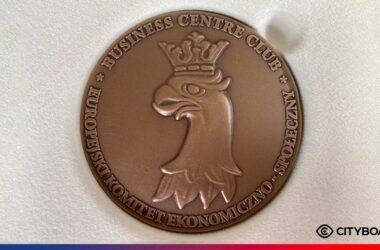 Cityboard Online z Medalem Europejskim